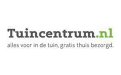 Bezorging aan huis door Tuincentrum.nl